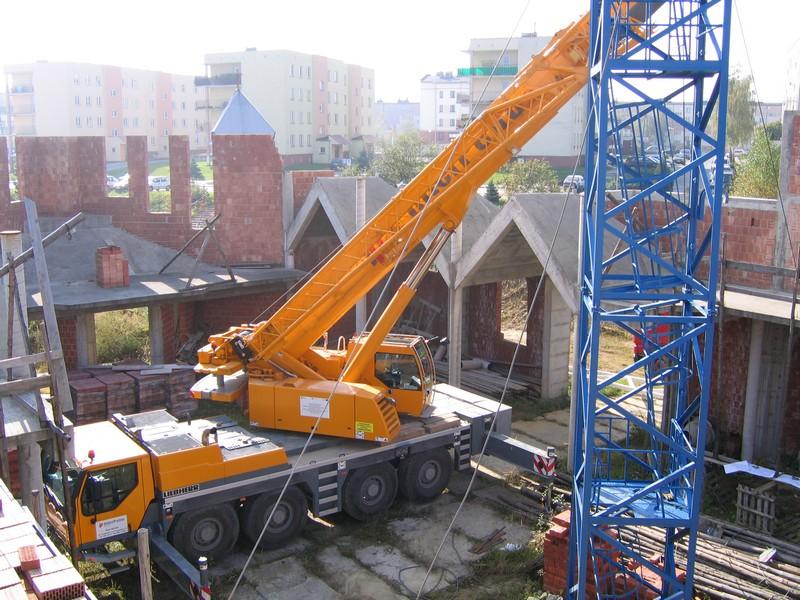 Dach Kościoła dzień 1